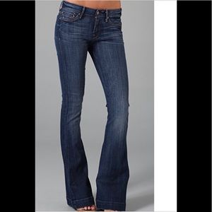 7 For All Mankind Jiselle Jeans Size 27
